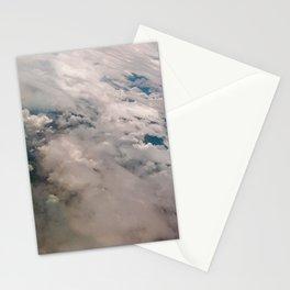 Strange sky Stationery Cards