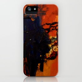 Mesmeric iPhone Case
