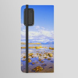 Loch Linnhe Clouds Android Wallet Case