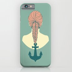 Fish and Anchor Slim Case iPhone 6s