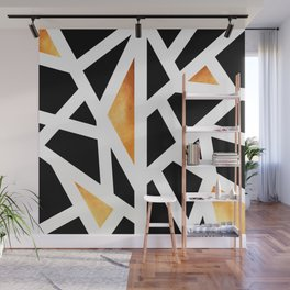 THE GOLDEN SECTION Wall Mural