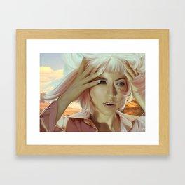 Nevada Framed Art Print