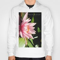 relax Hoodies featuring Relax by Enri-Art