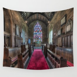 Beauty Of The Soul Wall Tapestry