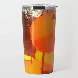 Glowing Grin Travel Mug