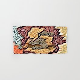 The digger Hand & Bath Towel