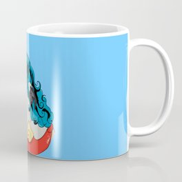 Wonder Pug Coffee Mug