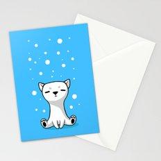 Polar Cub Stationery Cards