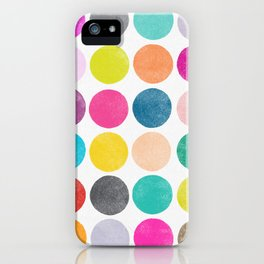 colorplay 15 iPhone Case