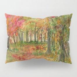 Autumn Woodlands Pillow Sham