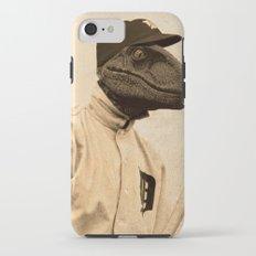 Baseball Velociraptor Tough Case iPhone 7