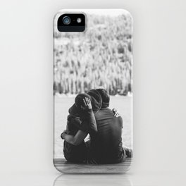 Love on the Lake // California iPhone Case