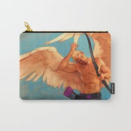 is this wings oh my god i HATE MAGIC Carry-All Pouch