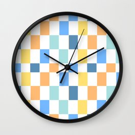 Mosaïque Wall Clock