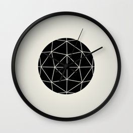Sphere 3 Wall Clock