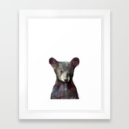 Little Bear Framed Art Print