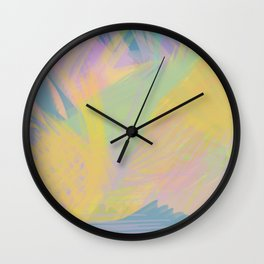 Marmalade Wall Clock