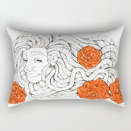 R O S E Rectangular Pillow