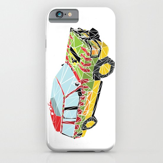 The Jungle Explorer  iPhone & iPod Case