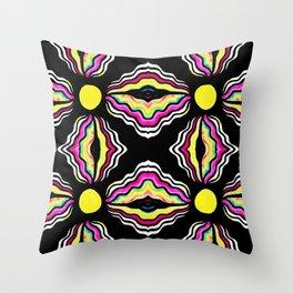Colores Curativos Throw Pillow
