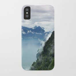 End of the Lake. iPhone Case