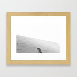Modern Architecture Framed Art Print