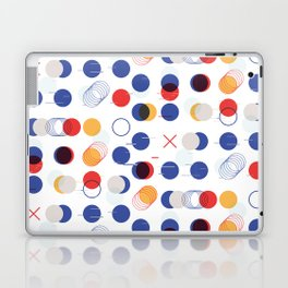 Fast Moving Parts Laptop & iPad Skin