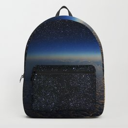 Earth from Space Backpack