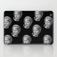 no face iPad Cases featuring face by Bitifoto
