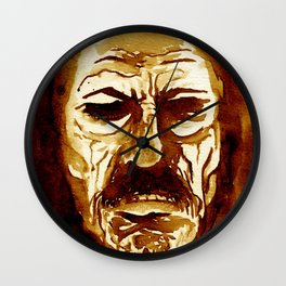 Enter Trejo Wall Clock