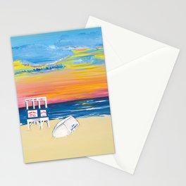 Ocean City NJ Sunrise Stationery Cards