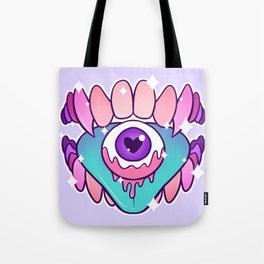 Eye Candy (textless) Tote Bag