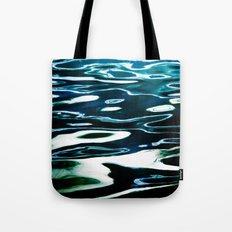 Water 3 Tote Bag