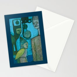 Mechanisms of Belief 3 Stationery Cards