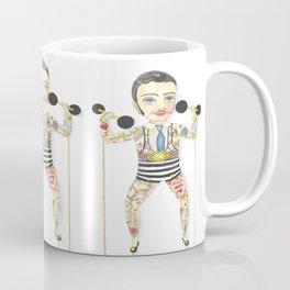 Circus strong man Coffee Mug
