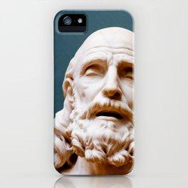 Philosophy of Pleasure iPhone Case