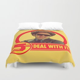 DEAL WITH IT! | Channel 5 | Brule Duvet Cover