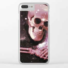 Eternally Fabulous Clear iPhone Case