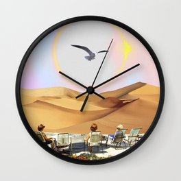 Birdwatching 2.0 Wall Clock