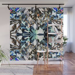 JCrafthouse Crystal Dynamic - Natural Wall Mural