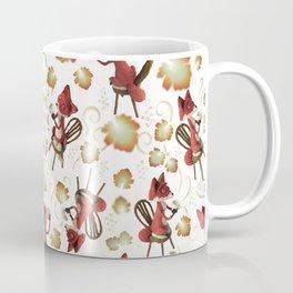 La Fontaine Grape Tea Coffee Mug