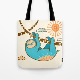 Just Hang In There Tote Bag