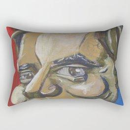 Mit Romney Abstract Rectangular Pillow