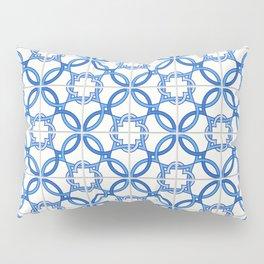 Travel to Lisbon Pillow Sham