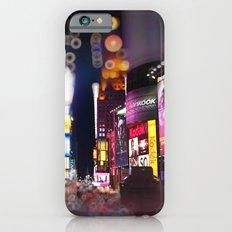 Times Square Blurrr-Bokeh iPhone 6s Slim Case