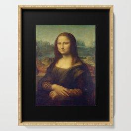 Leonardo da Vinci -Mona lisa - Serving Tray
