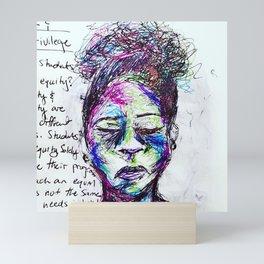No.23 Mini Art Print