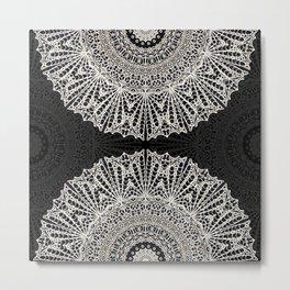 Mandala Mehndi Style G384 Metal Print