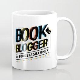 Book Blogger Coffee Mug