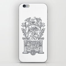 Satanic Rock iPhone & iPod Skin